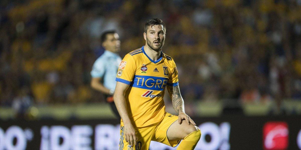 André-Pierre Gignac no jugará contra Chivas por lesión