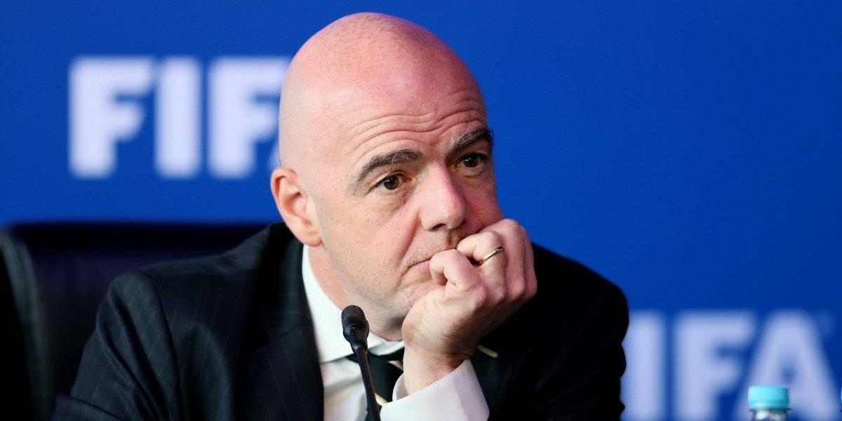 Jugadores suizos recibieron dura sanción por parte de la Fifa
