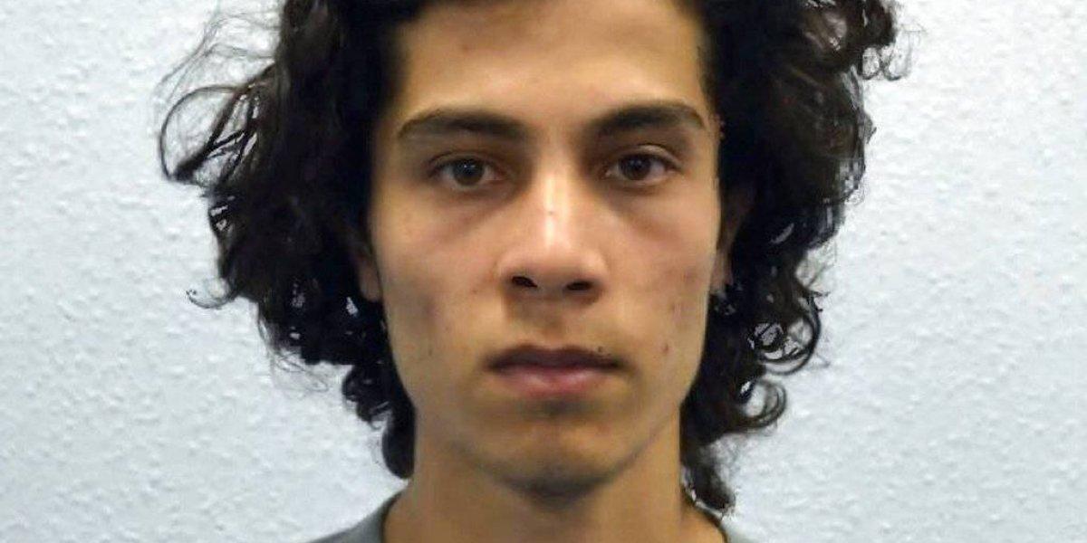 Joven iraquí es hallado culpable de colocar bomba casera en tren de Londres