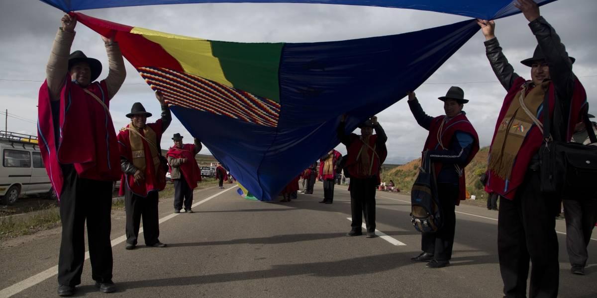 El ambiente triunfalista que reina en Bolivia ante los alegatos en la Haya