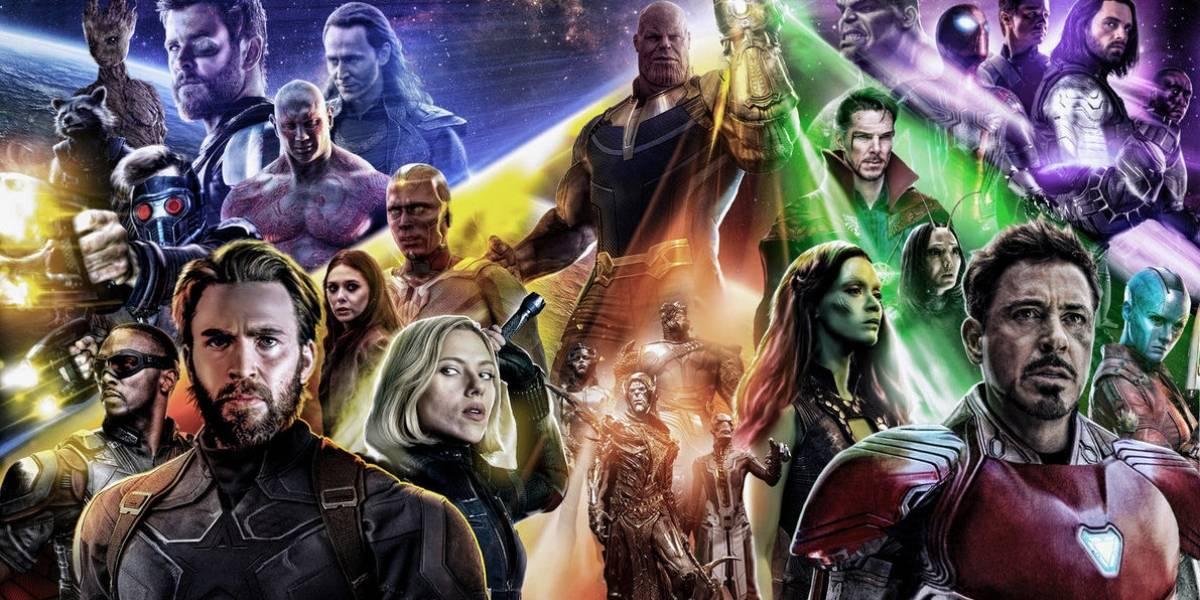 Marvel estrena nuevo trailer de Avengers: Infinity War