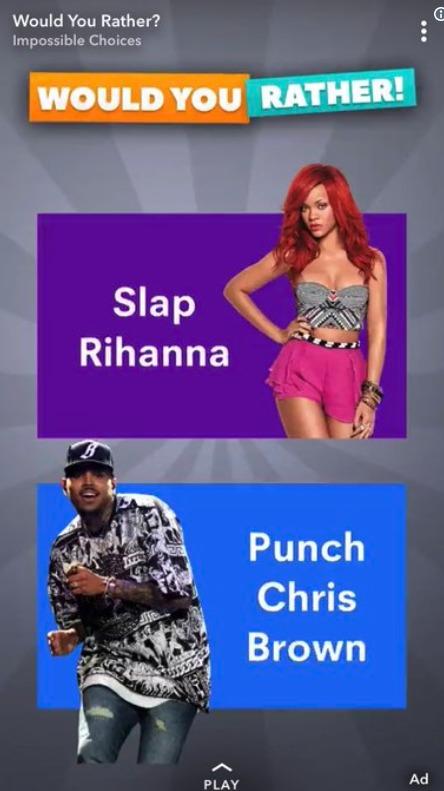 Rihanna se lanza contra Snapchat y los hace perder millones de dólares