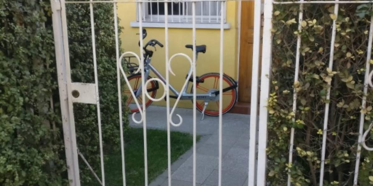 """""""Hasta cuando se las llevan pa' la casa"""": usuarios indignados denuncian """"secuestros"""" de las flamantes Mobike"""