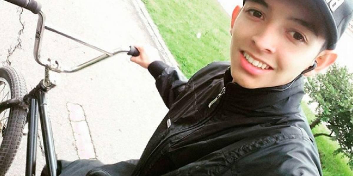 Joven al que le dispararon en Bogotá por robarle la bicicleta narra angustiosos momentos en audio de WhatsApp