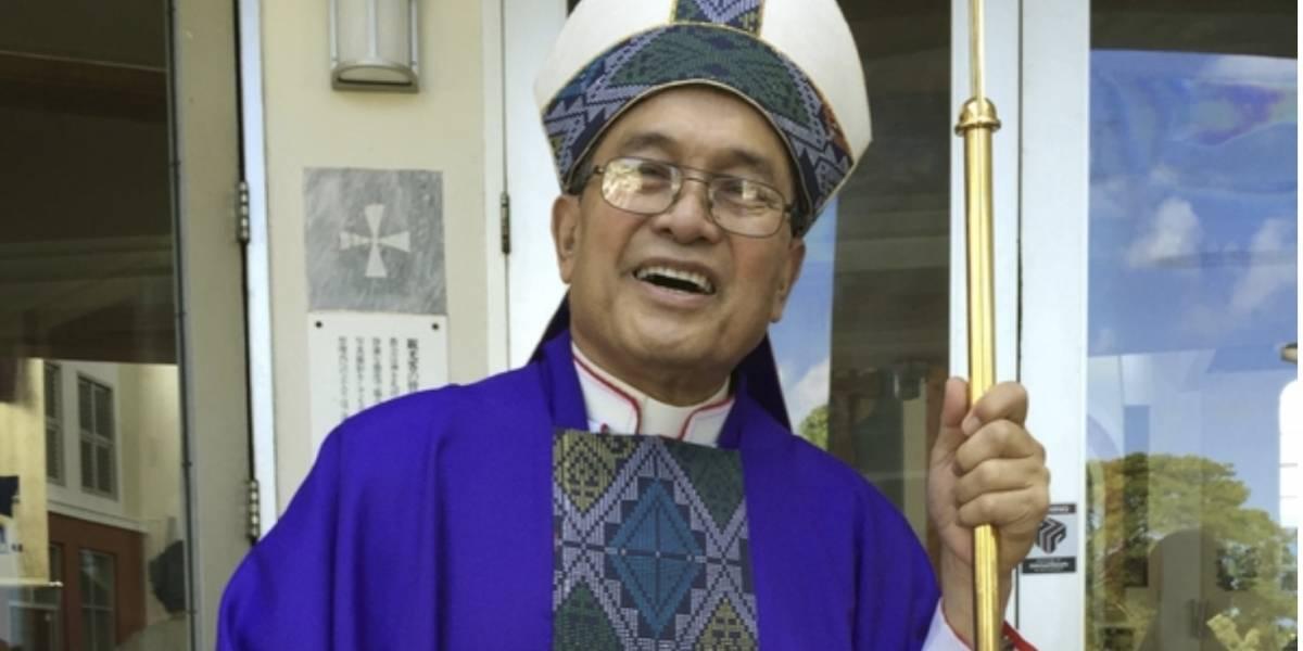 Vaticano destituye al arzobispo de Guam por abusos sexuales