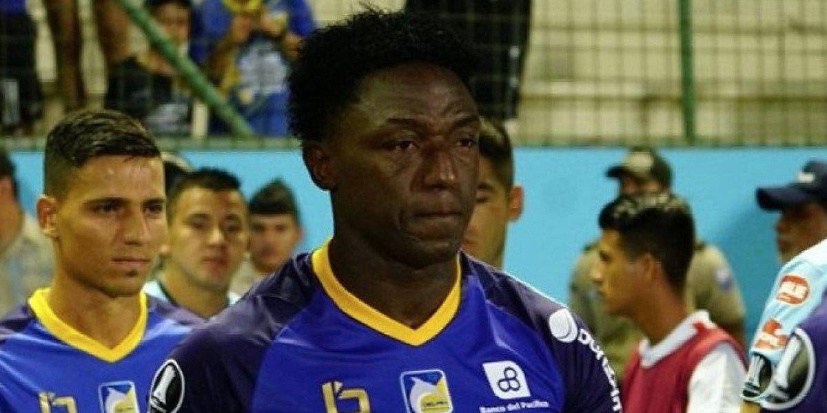 Atención Colo Colo: La Tuka Ordóñez se lesionó en Delfín y no jugará ante los albos