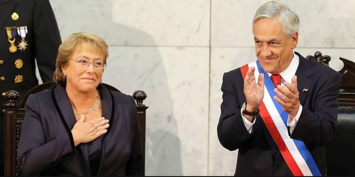 Cambios en los quórum e iniciativas ciudadanas: Las diferencias entre el proyecto de Constitución de Piñera y Bachelet
