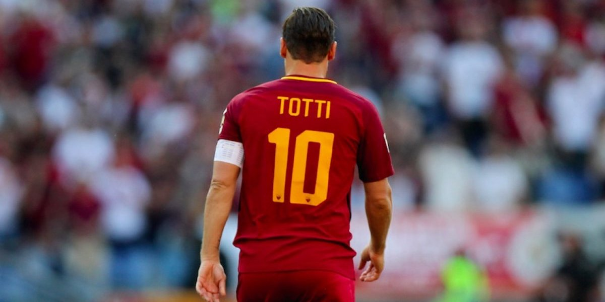 Totti llevará a su hijo al Camp Nou a conocer a Messi cuando reciba a la Roma