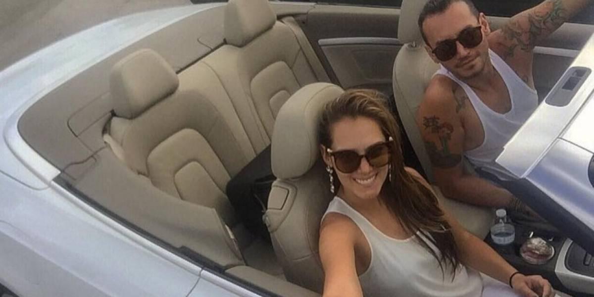 Esta pareja de famosos colombianos terminó su relación