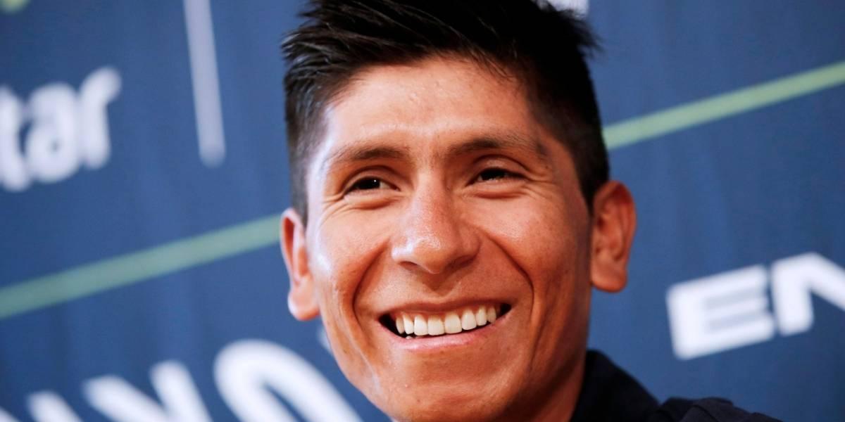 Nairo Quintana desmiente su apoyo a candidato presidencial