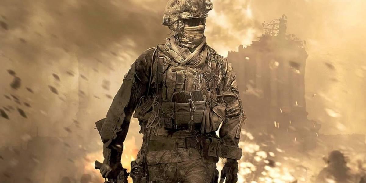 Remasterización de Call of Duty Modern Warfare 2 no tendría multijugador