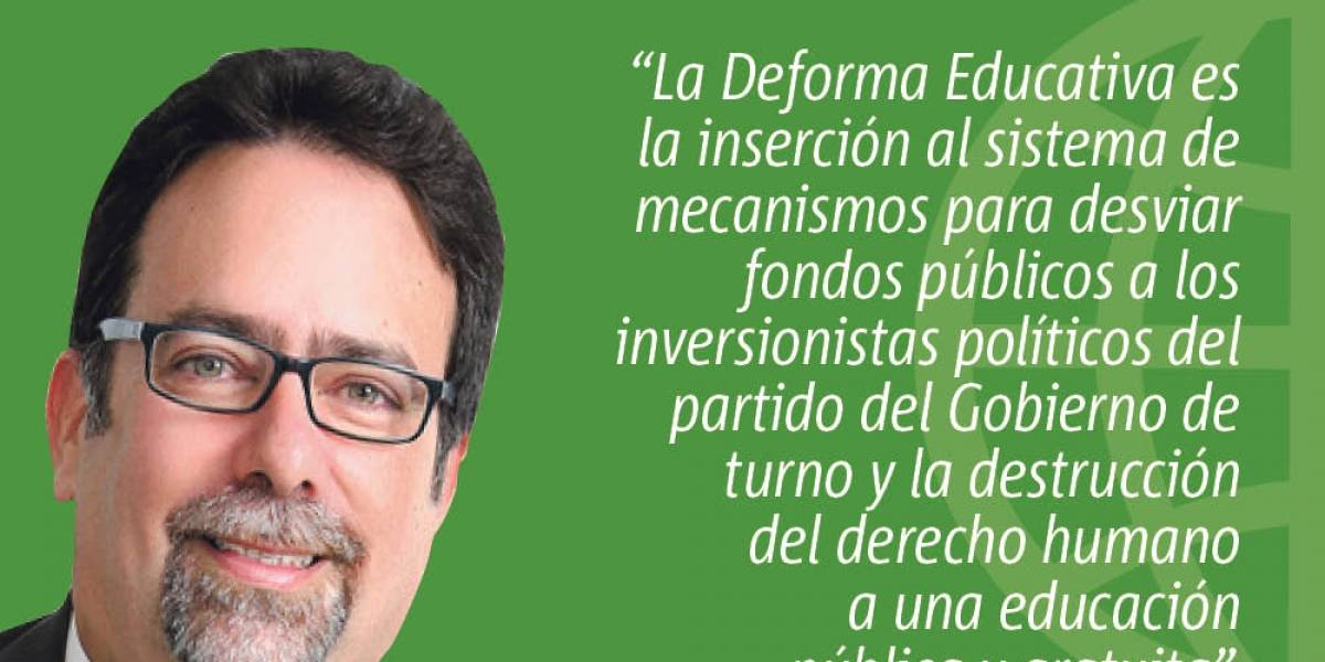 Deforma educativa