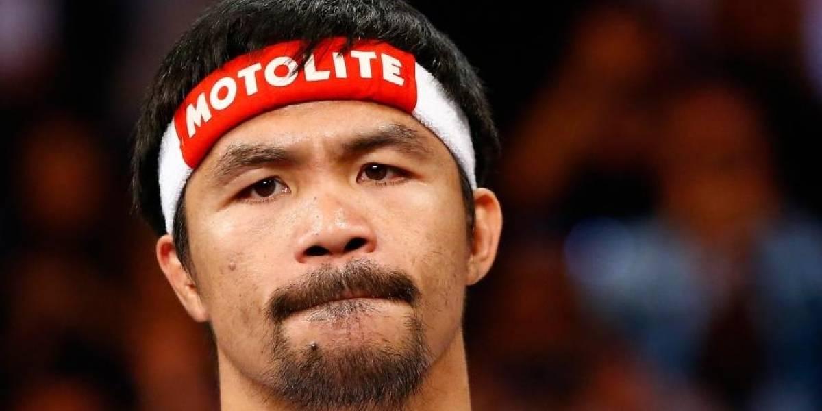 Boxeador Manny Pacquiao anuncia su propia criptomoneda: el PAC-Coin