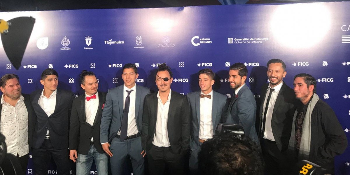 Chivas presenta en Guadalajara el trailer de su película