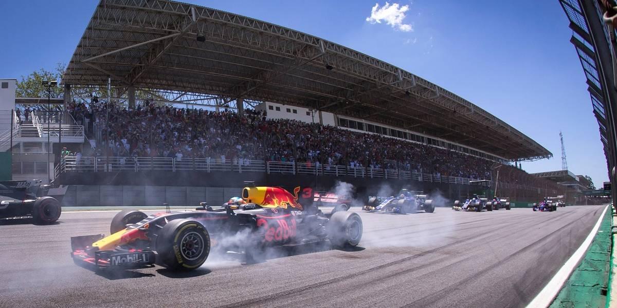 Doria diz que não abrirá mão da F1 em São Paulo