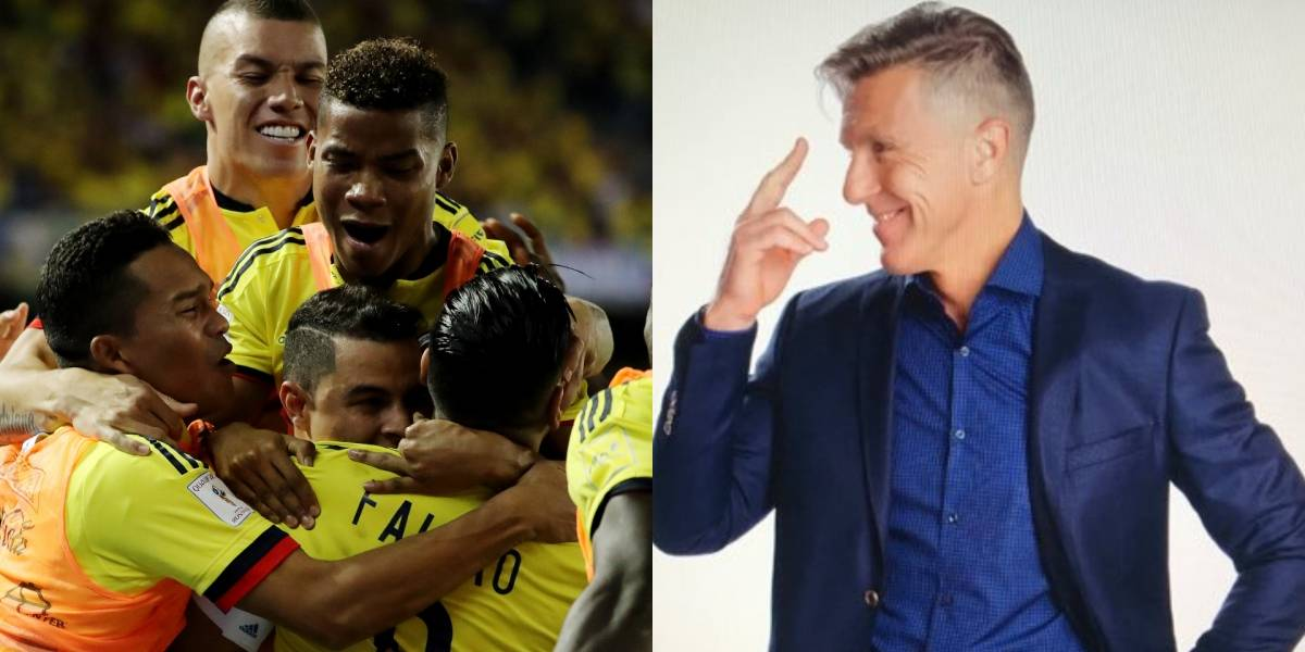 Periodista argentino desprestigió a la Selección Colombia tras criticar a Edwin Cardona