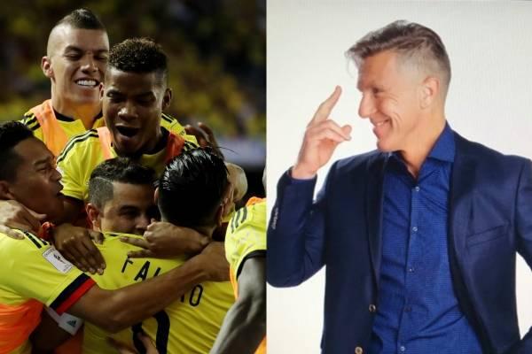 Periodista argentino desprestigió a la Selección Colombia