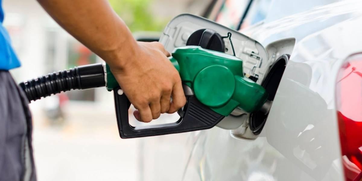 Aumentan los precios de las gasolinas y baja el del GLP