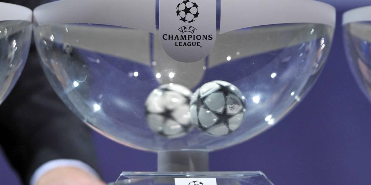 Champions League: Arturo Vidal y Claudio Bravo tuvieron dispar suerte en el sorteo de los cuartos de final