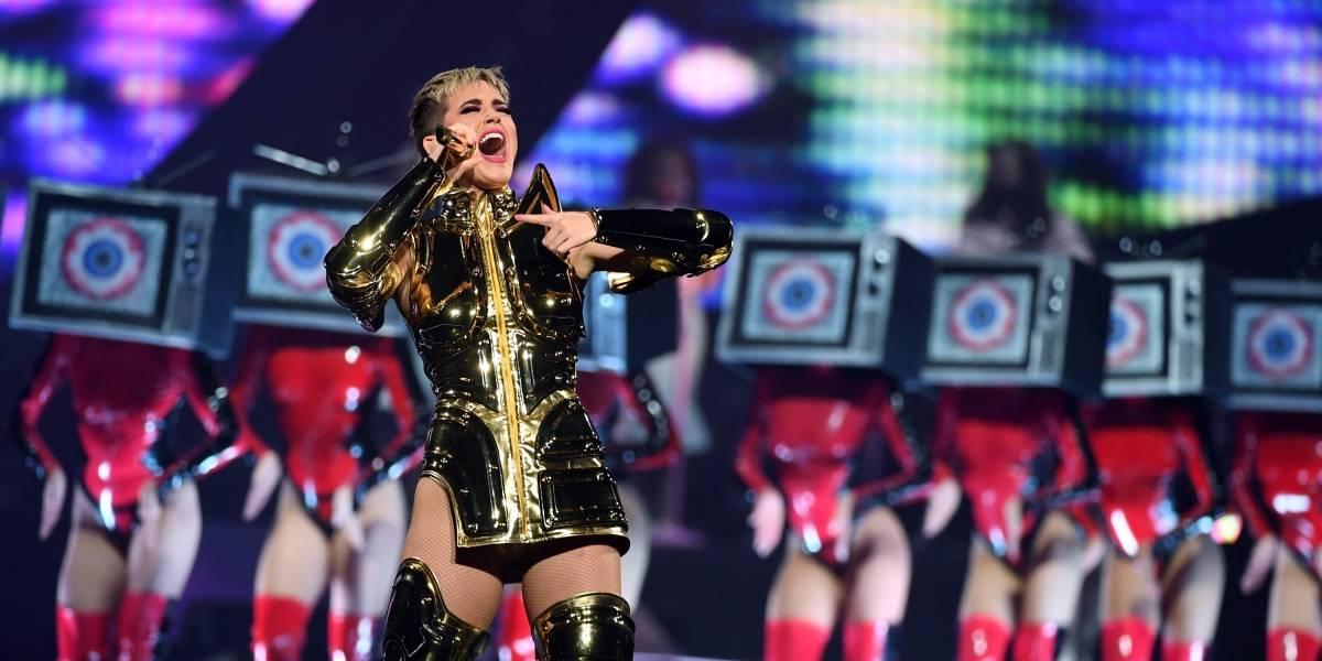 Katy Perry traz sua colorida e dançante turnê Witness para São Paulo neste sábado