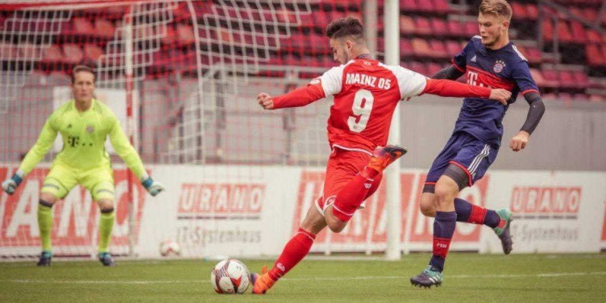 Delantero chileno-alemán se une a la Roja Sub 20 de Héctor Robles