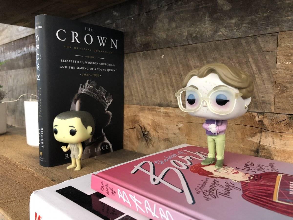 The Crown y funkos