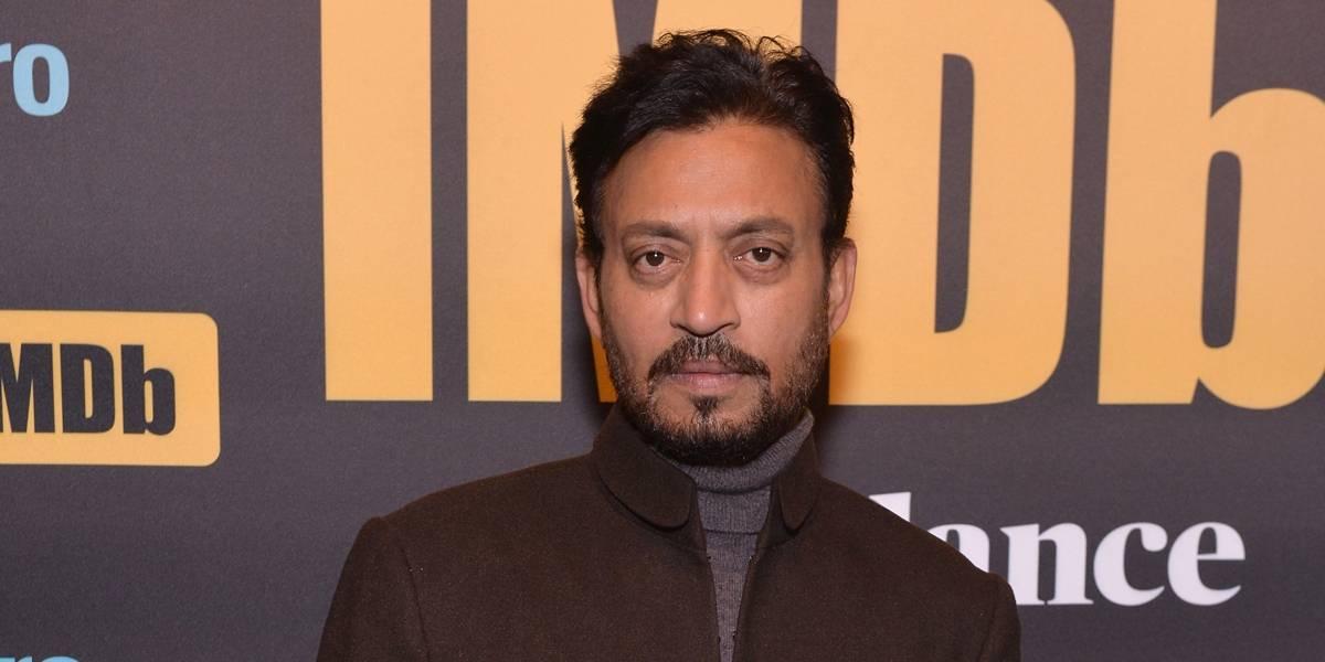 Ator indiano de 'As Aventuras de Pi' Irrfan Khan revela batalha contra tumor