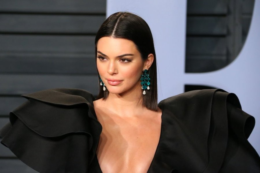 Revelan La Candente Sesión De Kendall Jenner Y Su Desnudo Sin