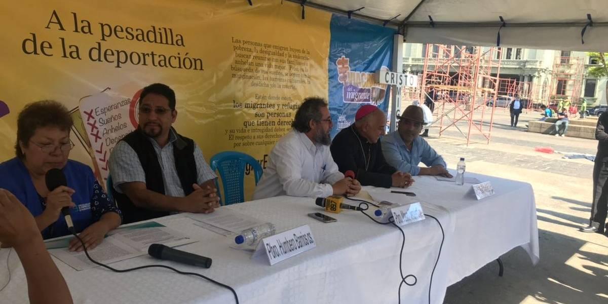 Monseñor Martínez le pide al Congreso evaluar citación al PDH