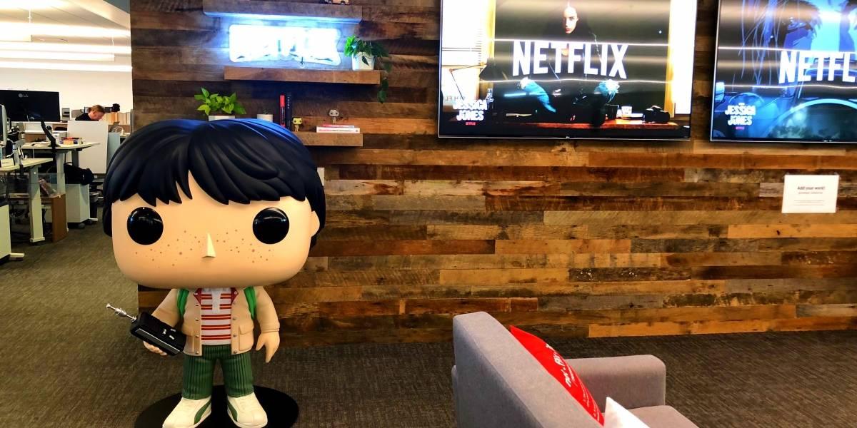 Dos días en el corazón de Netflix en Silicon Valley