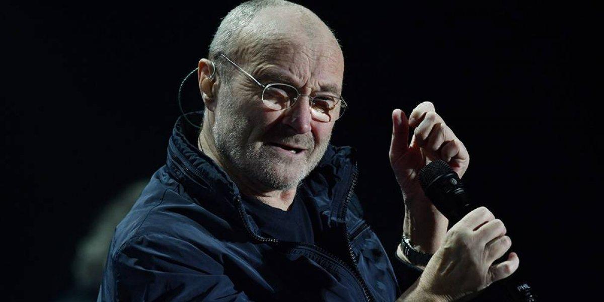 Galería: lo mejor de Phil Collins en el Estadio Nacional