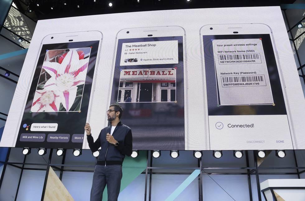 Google Lens al fin hace su debut en iPhone