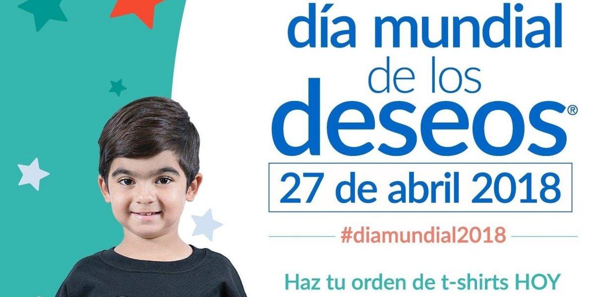 Make-A-Wish Puerto Rico prepara su Día Mundial de los Deseos