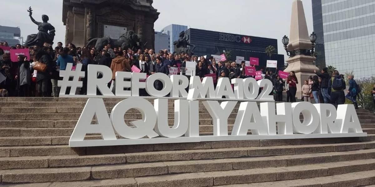 #Reforma102: la Fiscalía que todos queremos