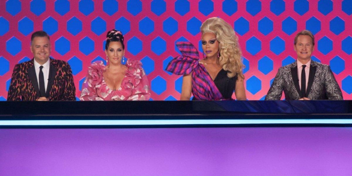 RuPaul's Drag Race llega a Netflix