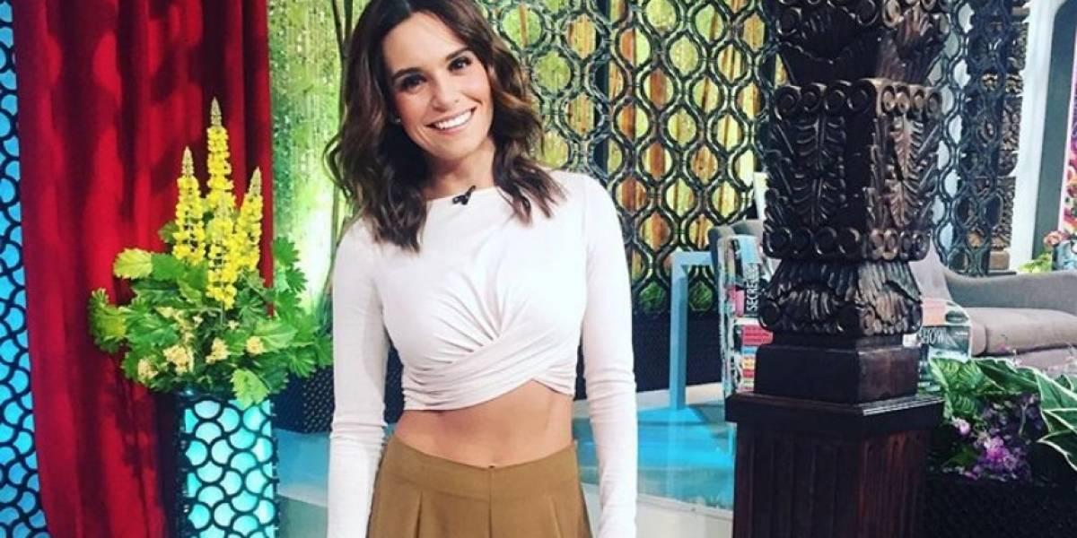 Tania Rincón revela que detesta al futbolista Memo Ochoa