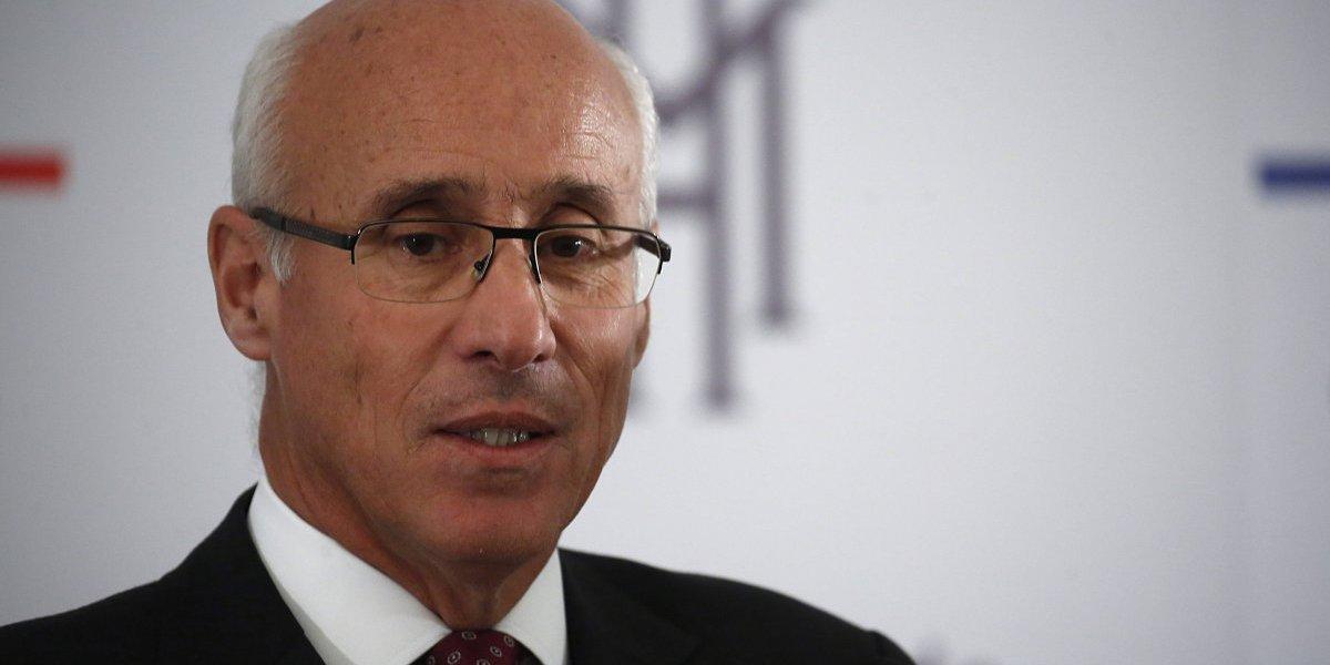 Ministro de Hacienda nombra a Arturo Tagle en la presidencia de BancoEstado