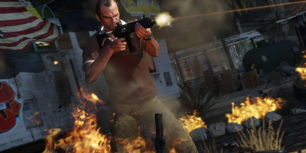 ¿Eres más violento si juegas mucho GTA V? Estudio científico dice que no