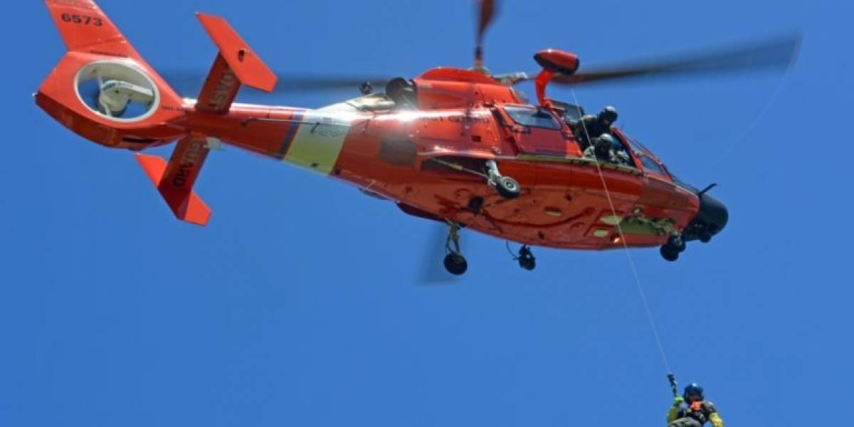 Guardia Costanera realiza varios rescates en Fajardo y Vieques