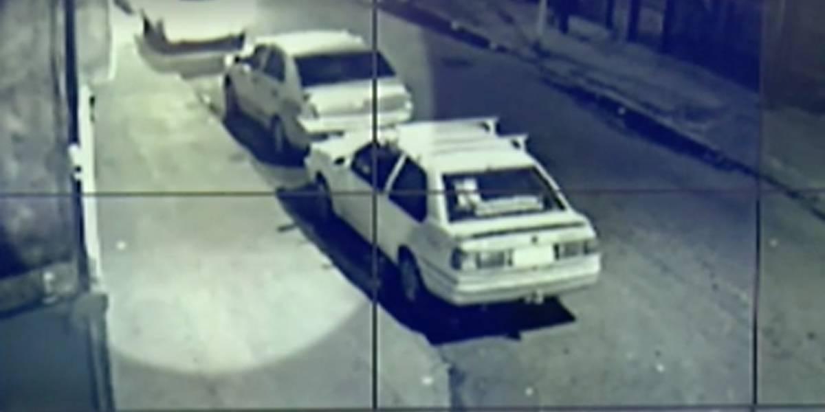 Câmera de segurança mostra momento em que carro de Marielle é seguido