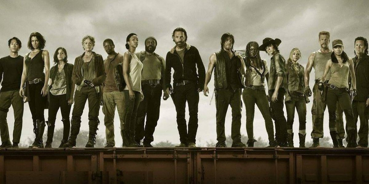 The Walking Dead: Primeiras imagens da nona temporada são divulgadas e série promete novo foco