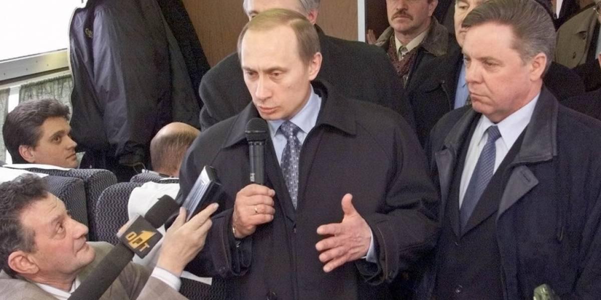 Primeiros resultados oficiais mostram Putin com mais de 70% dos votos
