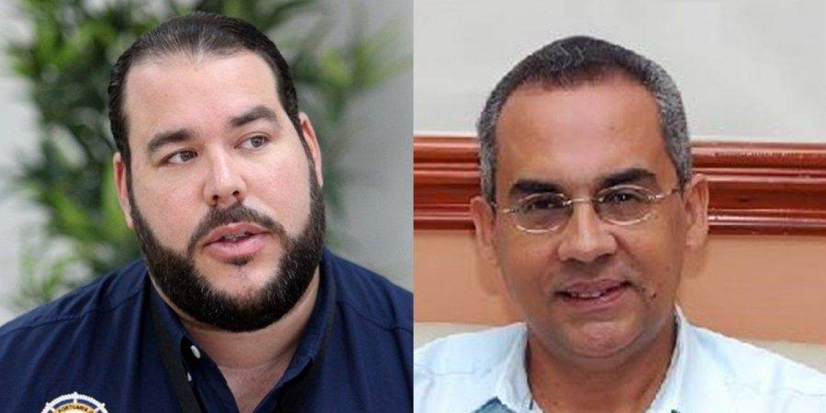 Alejandro Abreu sustituirá a Gómez Casanova como vocero del PRD