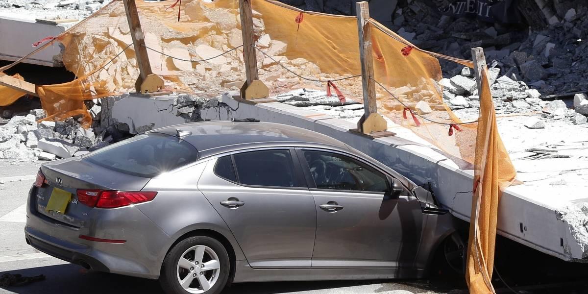 Reportaron grietas antes del desplome de puente, pero nadie escuchó el mensaje