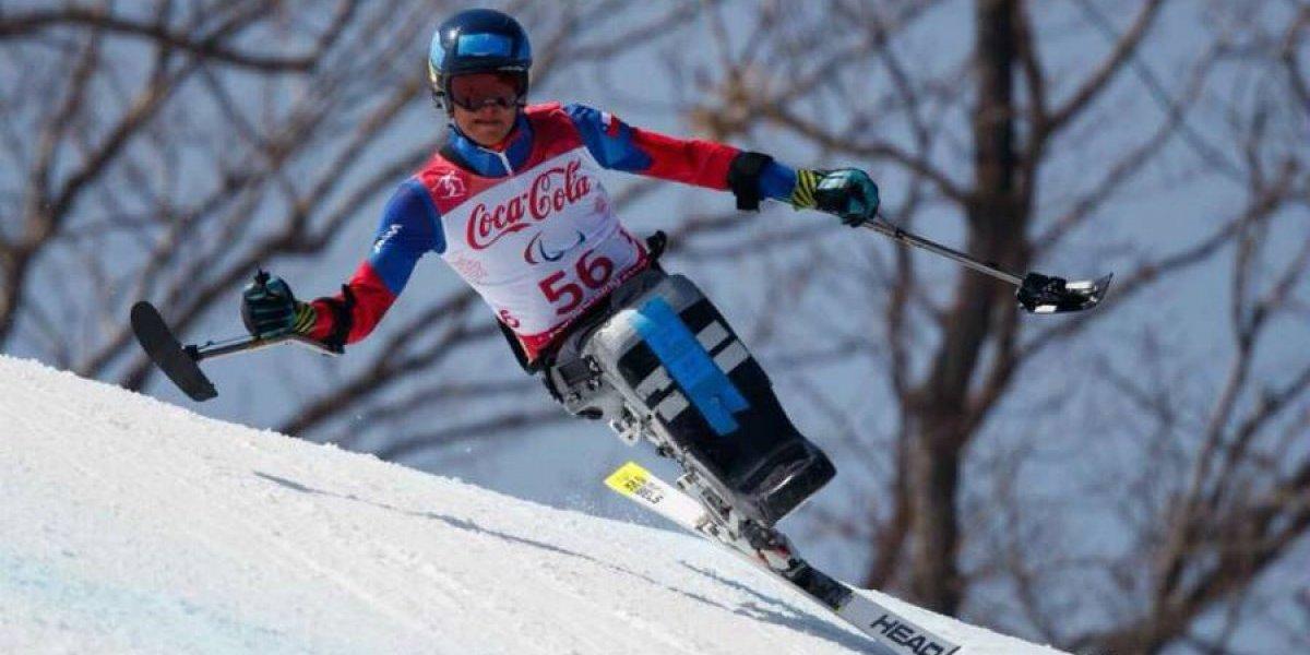 Chile firma su mejor actuación histórica en Paralímpicos de Invierno gracias a Nicolás Bisquertt