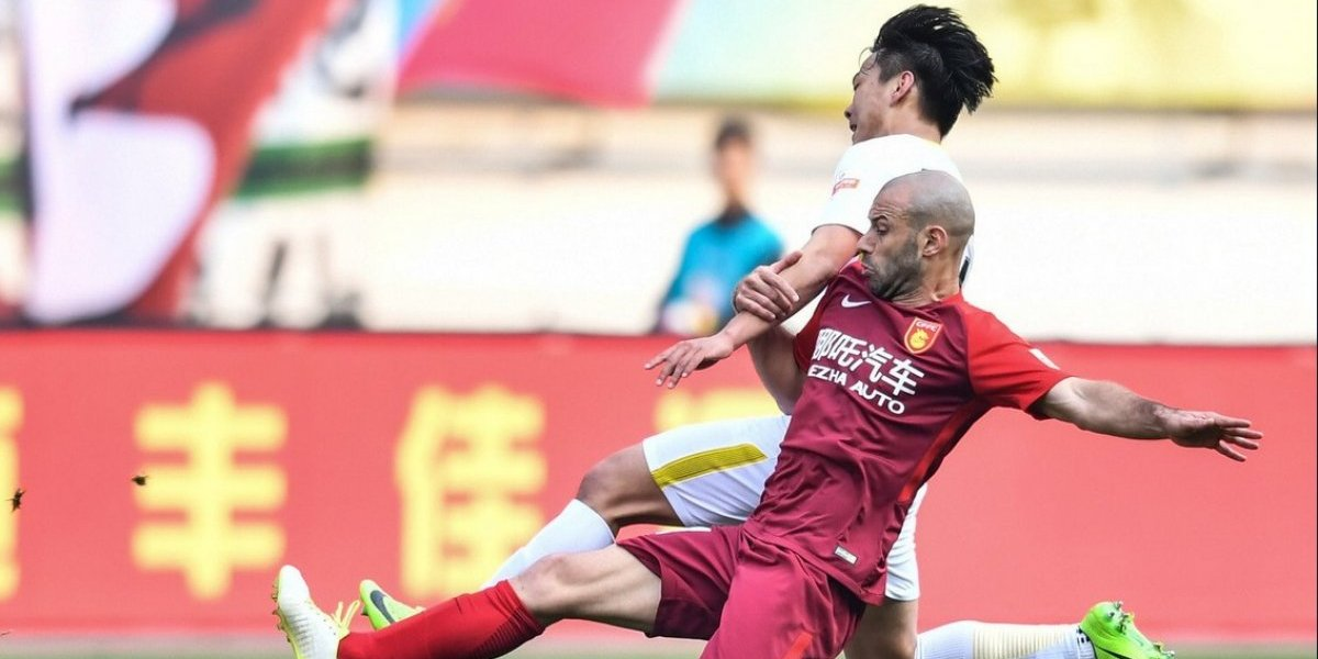 Hebei Fortune de Pellegrini sufrió primera derrota en liga china
