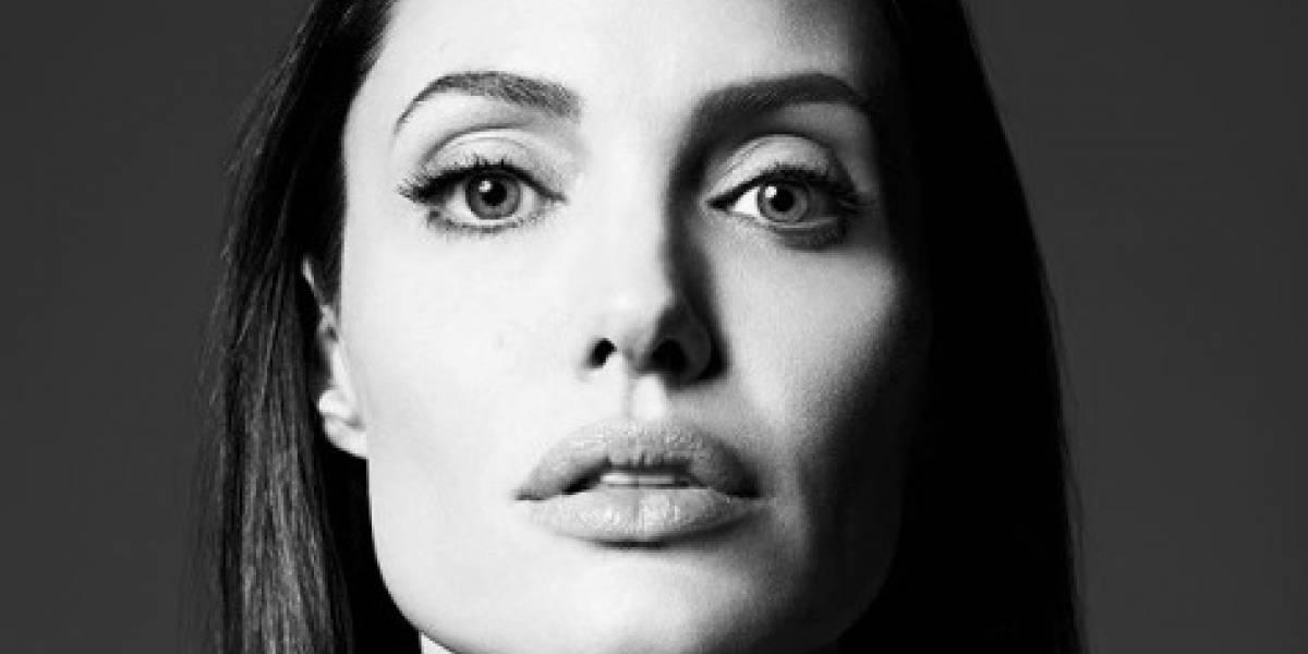 La respuesta de Angelina Jolie cuando le preguntaron sobre su envejecimiento