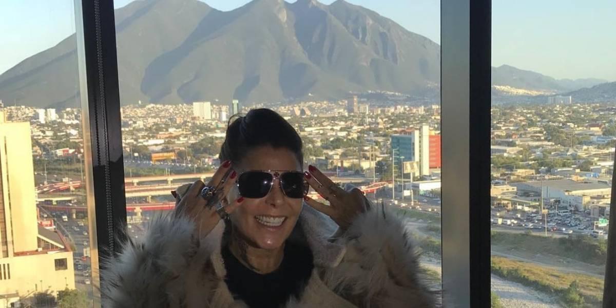 Alejandra Guzmán es designada embajadora por la paz en el mundo