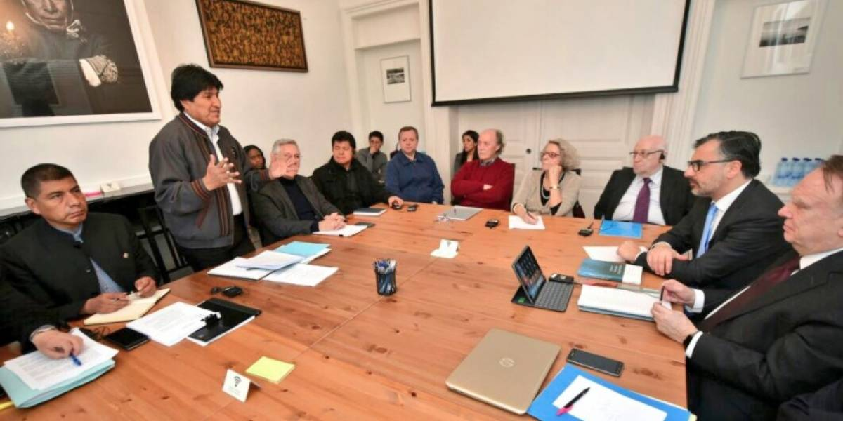 Alegatos en La Haya: los abogados estrella del equipo jurídico boliviano