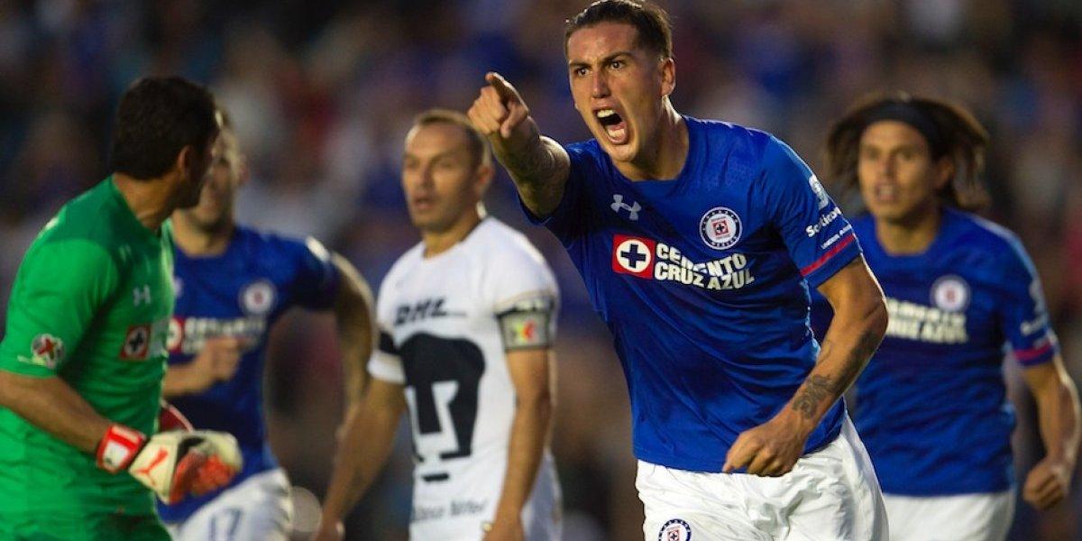 ¡Milagro en el Azul! Cruz Azul rescata de último minuto el empate ante Pumas